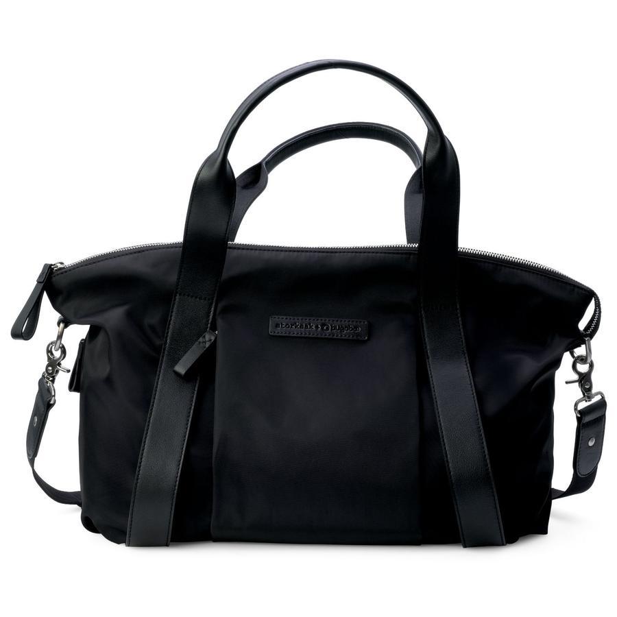 Storkbag + bugaboo Stelleveske i svart nylon