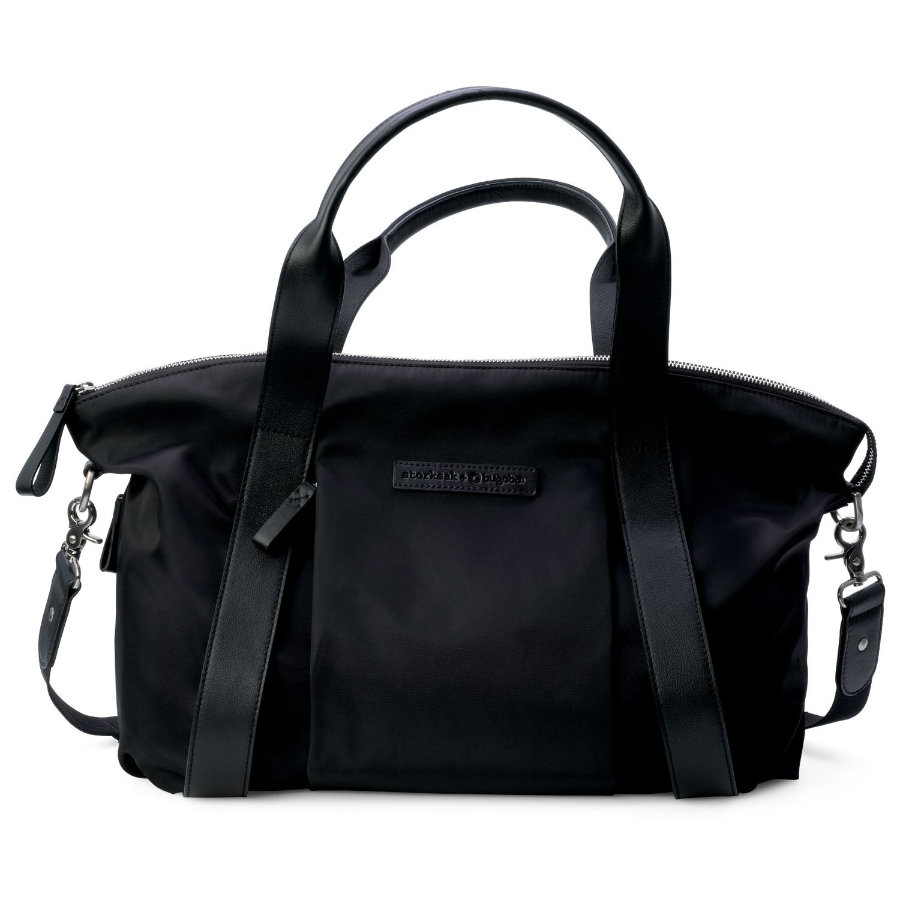 Storkbak + bugaboo Nylon Bag Black