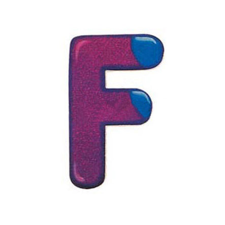 SELECTA Wooden Letter F