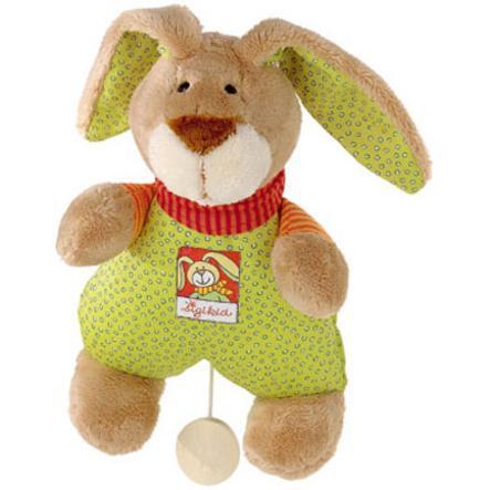 SIGIKID Wombel Bombel Small Musical Bunny