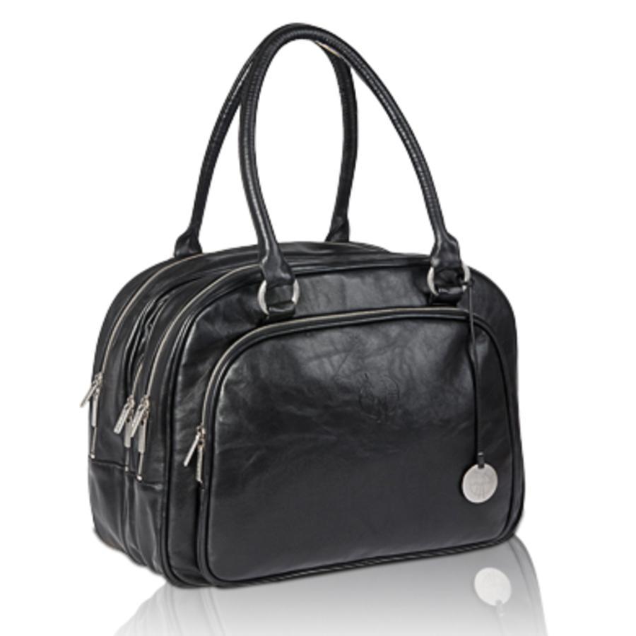 LÄSSIG Torba na akcesoria do przewijania Multizip Bag Tender black