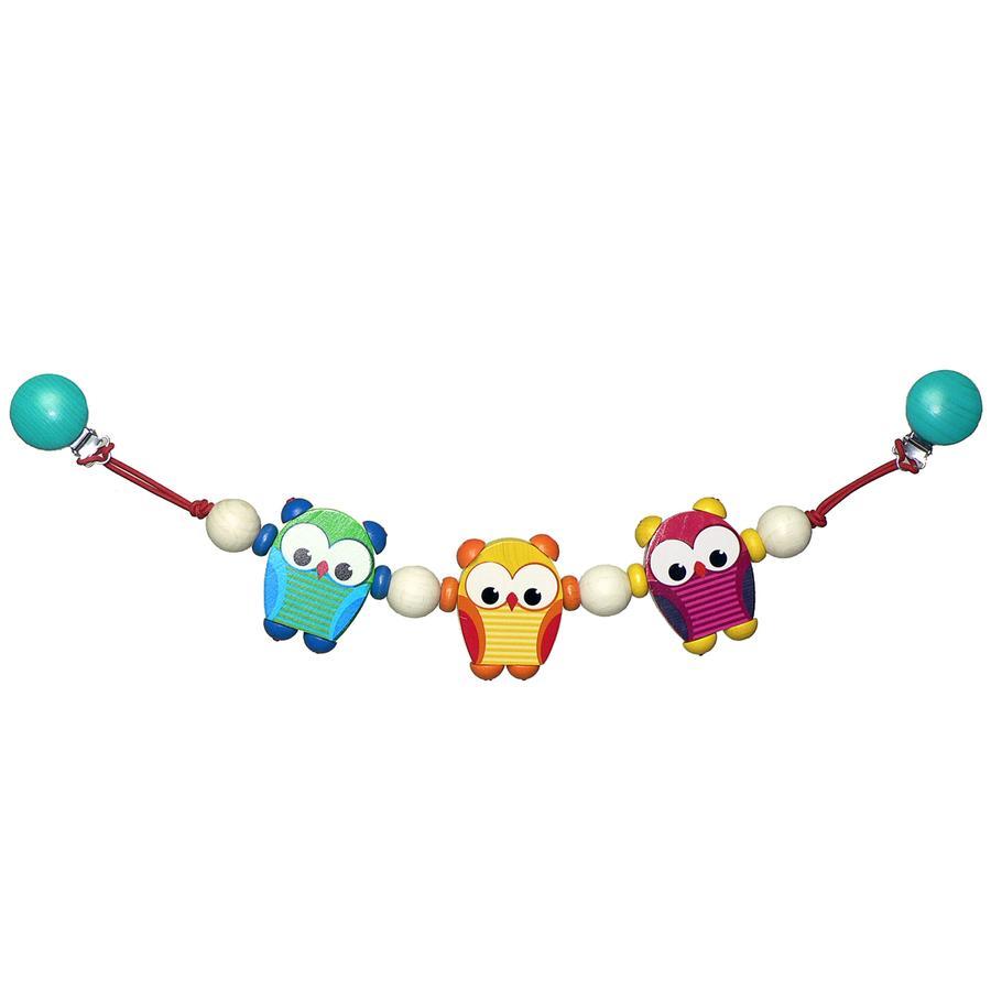 HESS Stroller Chain - Owls