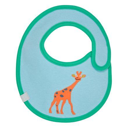 LÄSSIG Bavoir waterproof small Wildlife Giraffe