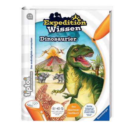 Ravensburger tiptoi® Expedition Wissen: Dinosaurier