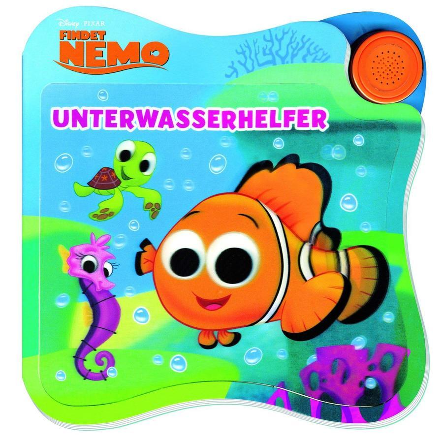 PIL Disney Nemo, Unterwassserhelfer - Hologramm-Pappbuch mit Lied