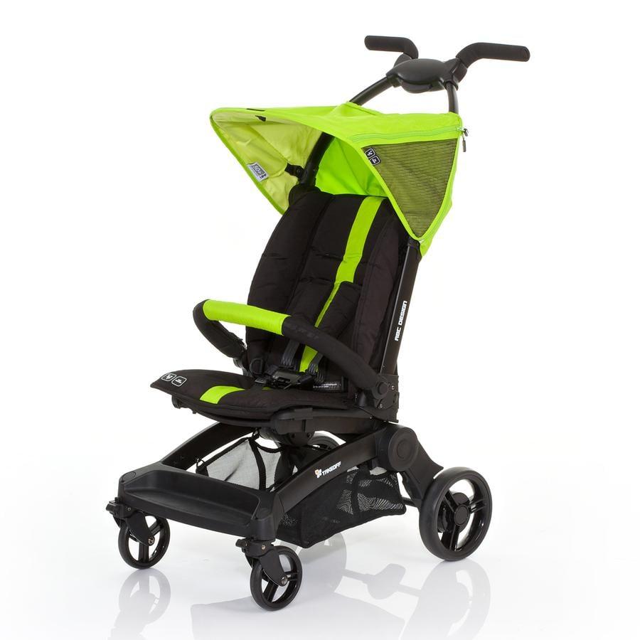 ABC DESIGN Wózek Take Off lime Kolekcja 2015