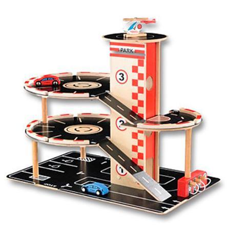 Hape Garage Park-N-Go E3002