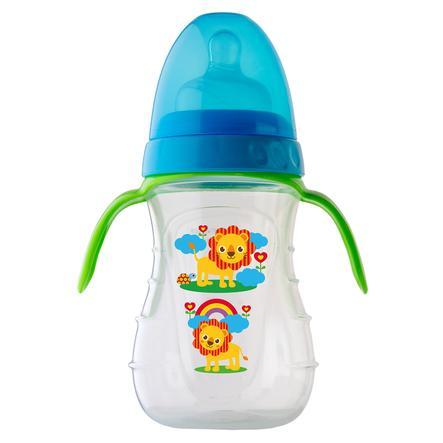 Rotho Babydesign Trinklernflasche mit 2 Trinkaufsätzen