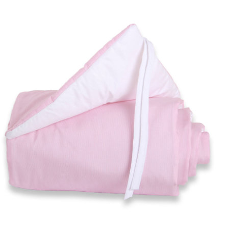 TOBI BABYBAY Paracolpi Original rosa/bianco