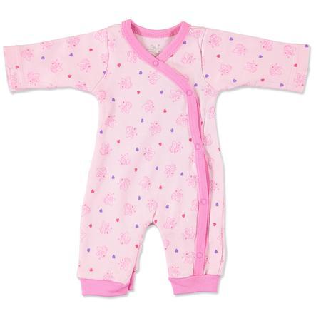 FIXONI Girl s preemie overall soft roze