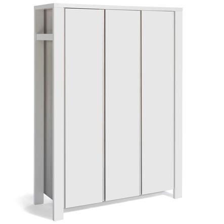 SCHARDT Milano blanc Armoire 3 portes