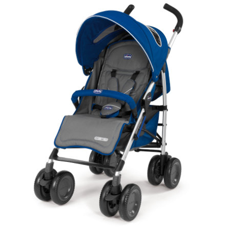 CHICCO Poussette Multiway Evo BLUE Collection 2014