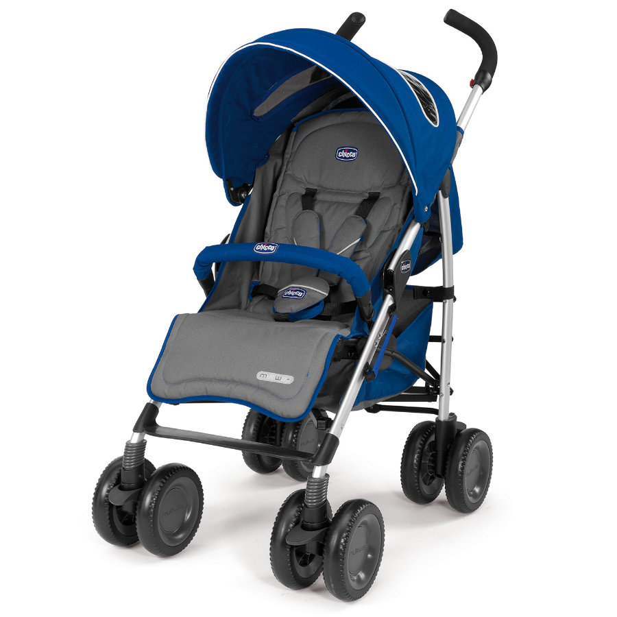 CHICCO Poussette Multiway Evo BLUE