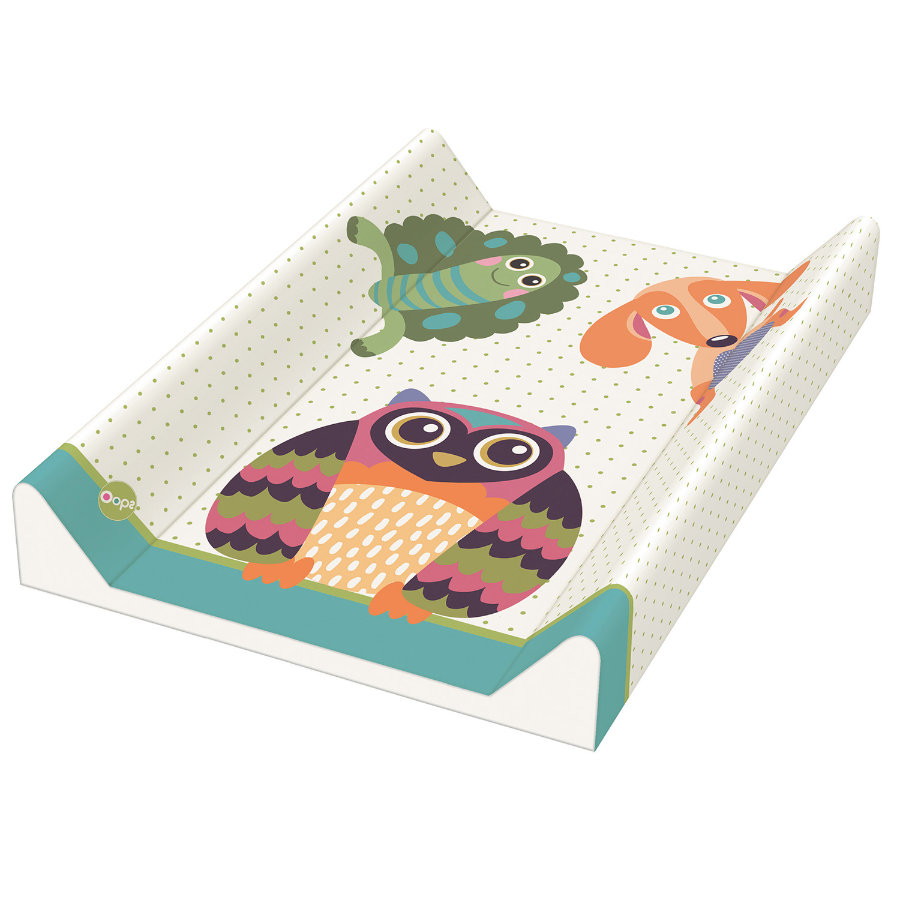 Rotho Babydesign STyLE! Wickelauflage 2 Keil Oops