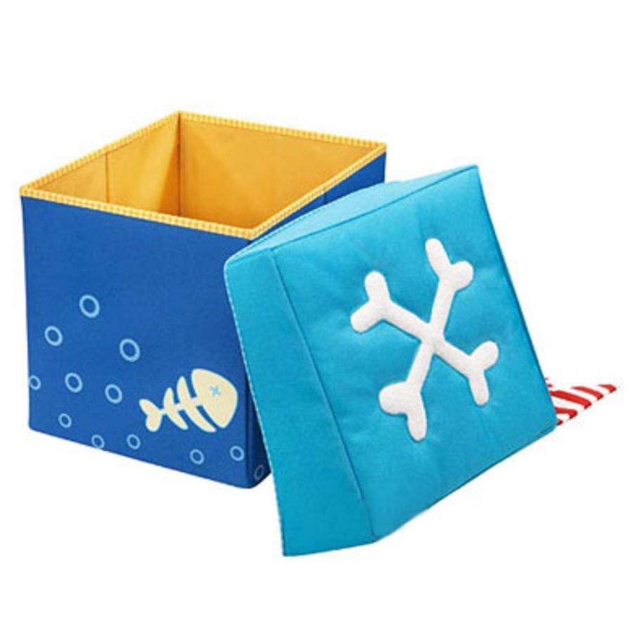 HABA Cube siège Trésor du pirate