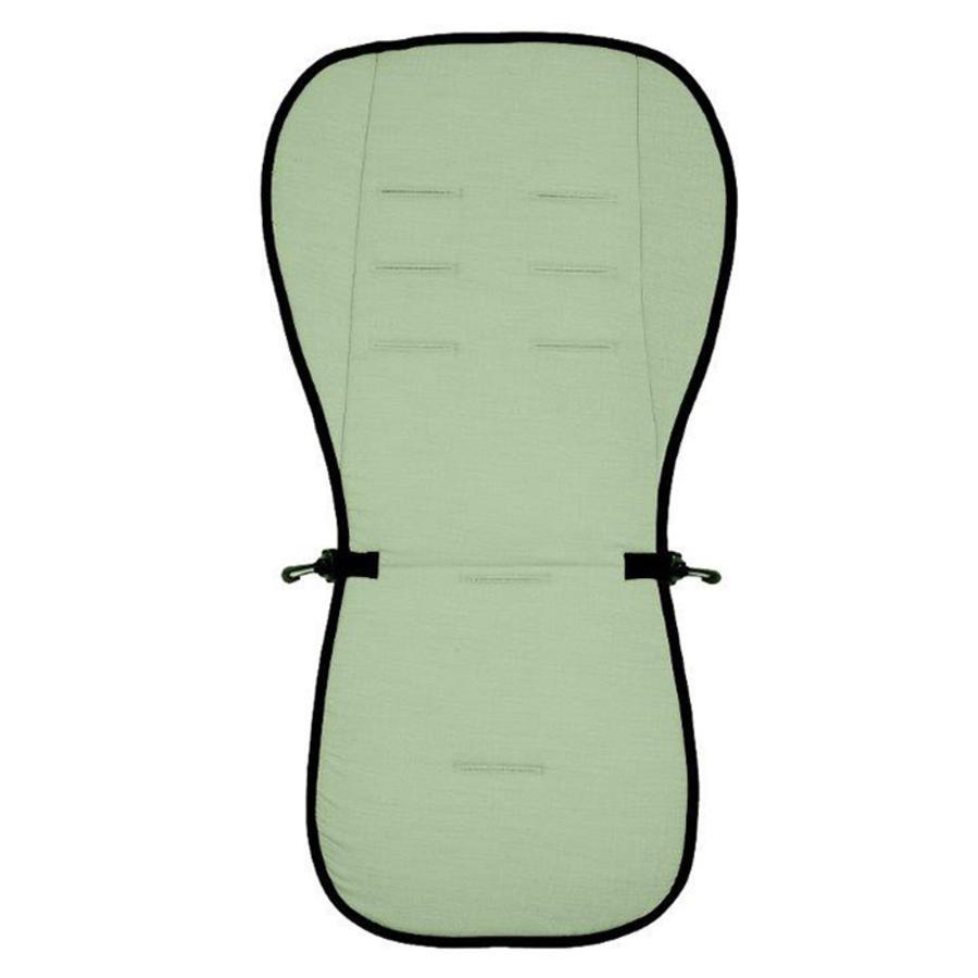 Bolso de buggy Altabebe verde Lifeline claro