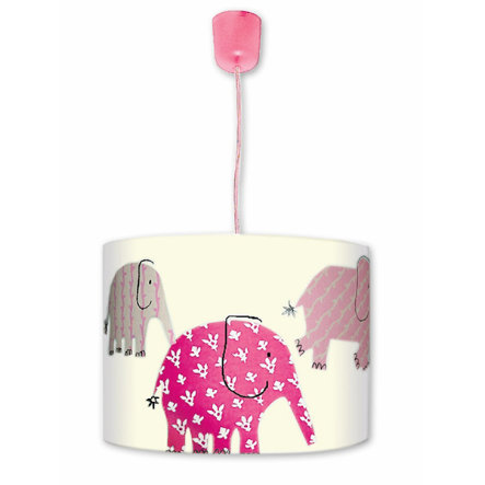 WALDI Suspension DG Pink Elephants, rose, 1 ampoule