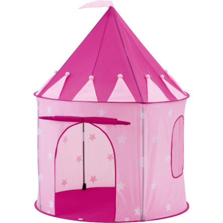 KIDS CONCEPT Play Tent Star, pink