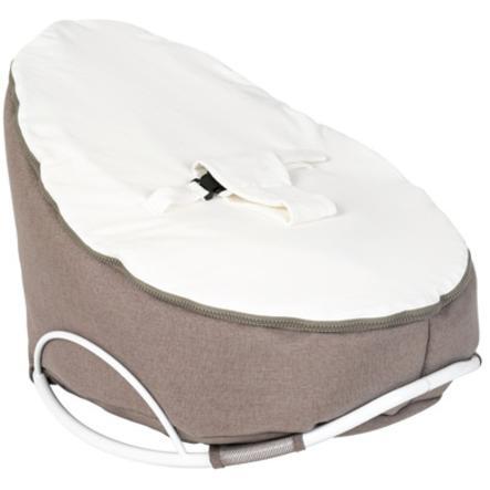 Doomoo sedátko Seat set Original se Swing houpacím podstavcem Home-bílý