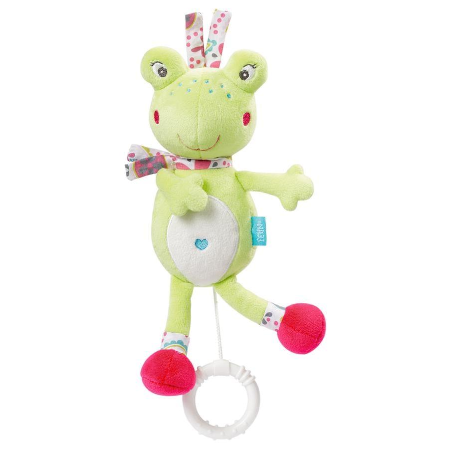 FEHN Mini-Hrací hračka, žabka - Sweetheart