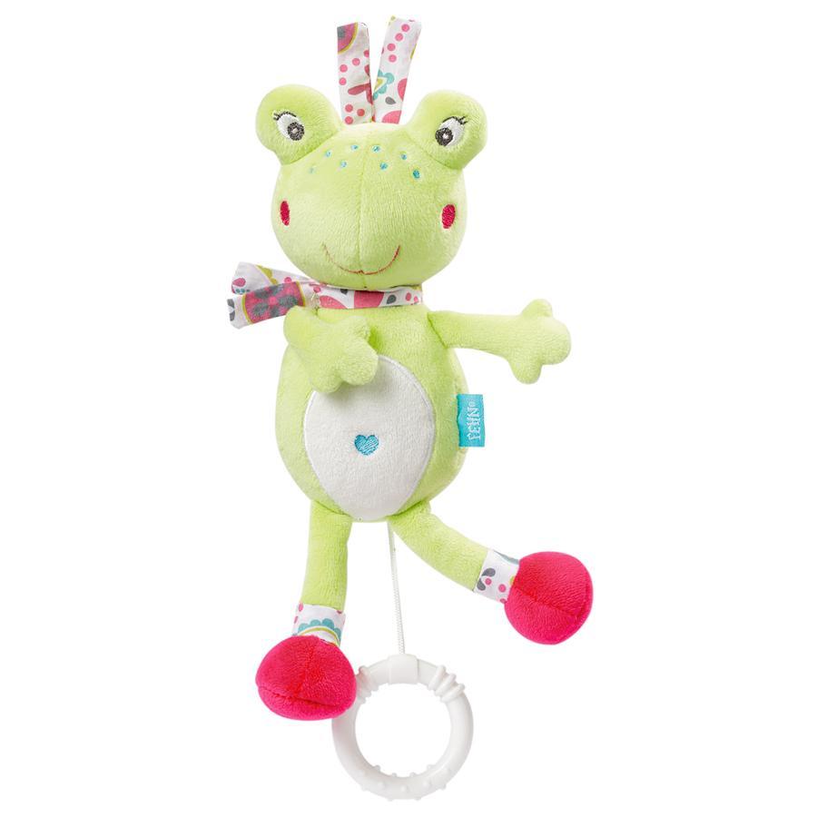 FEHN Mini-Spieluhr Frosch - Sweetheart