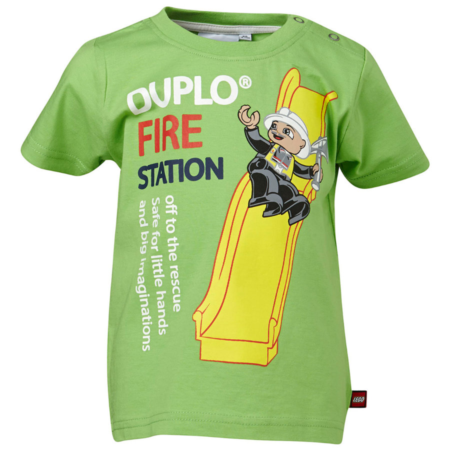 LEGO WEAR Duplo T-Shirt TAJS 403 green