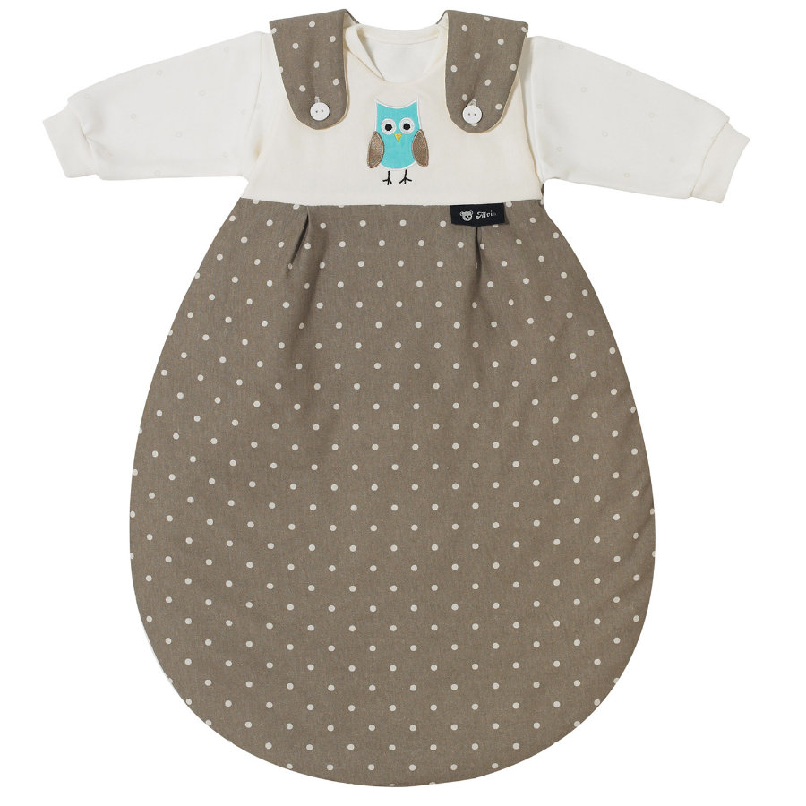 ALVI Unipussi Baby Mäxchen Super-Soft, 2-osainen, koko 56/62 cm, Design 416/6