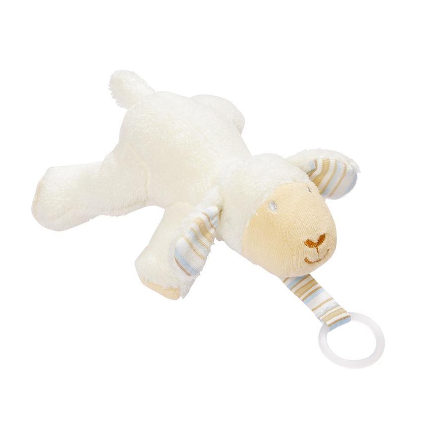 BABY SUN Mouton attache-sucette - Babylove