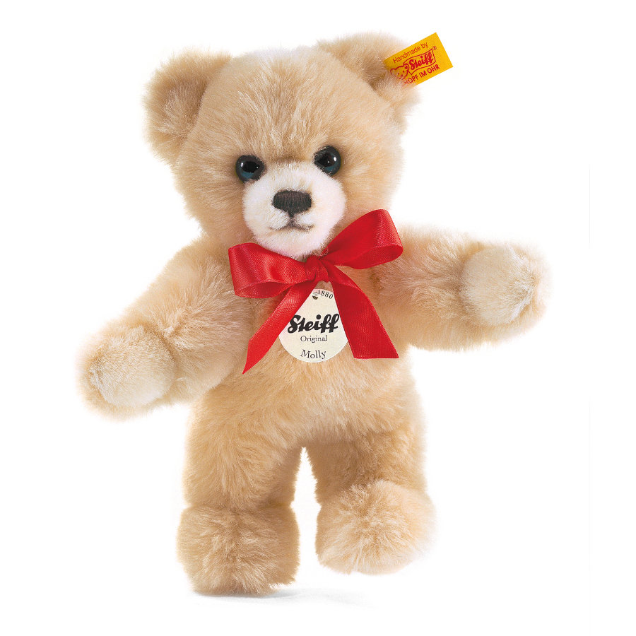 STEIFF Teddy Bear Molly 24 cm - blond