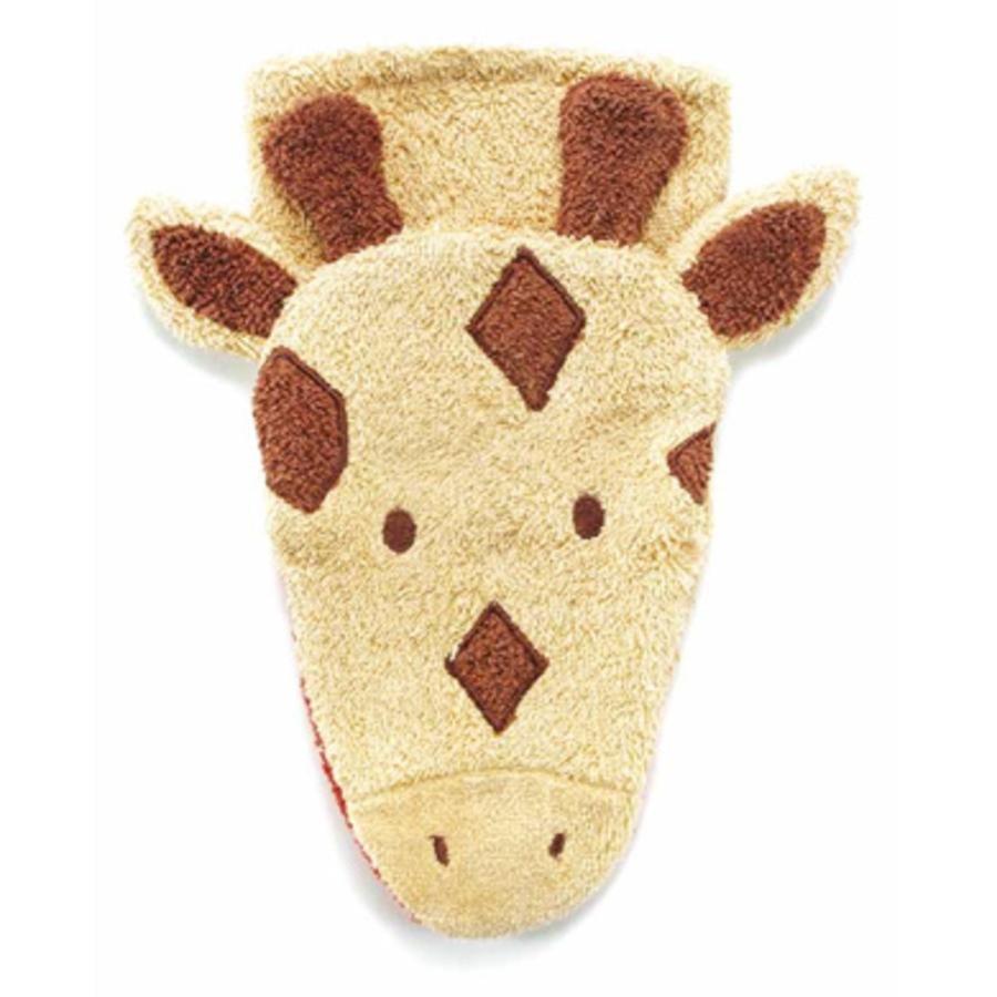 FÜRNIS Gant de toilette, girafe