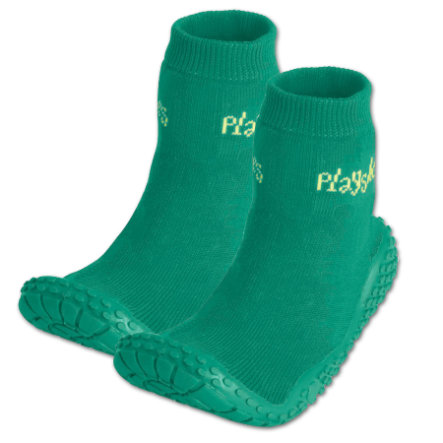 Playshoes Aqua Socken green