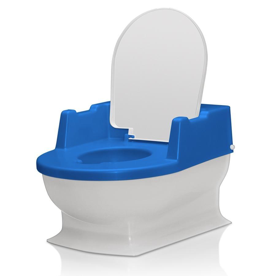 Modrá dětská toaleta Reer Sitzfritz (4411.1)