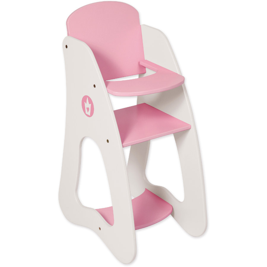BAYER DESIGN Chaise-haute pour poupée Princess World