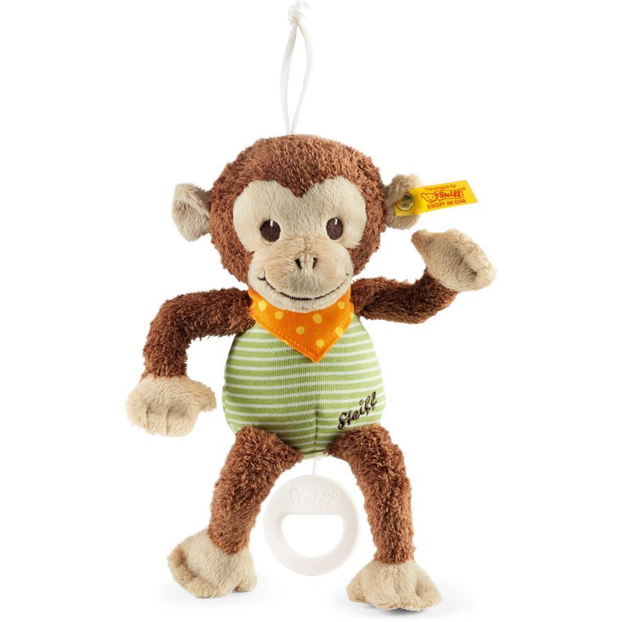 STEIFF Jocko Monkey Music Box