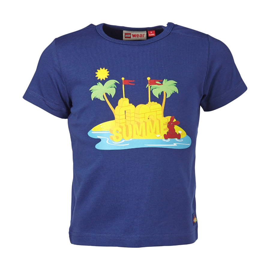 LEGO WEAR Duplo Boys T-shirt TOD 403, adventure blue