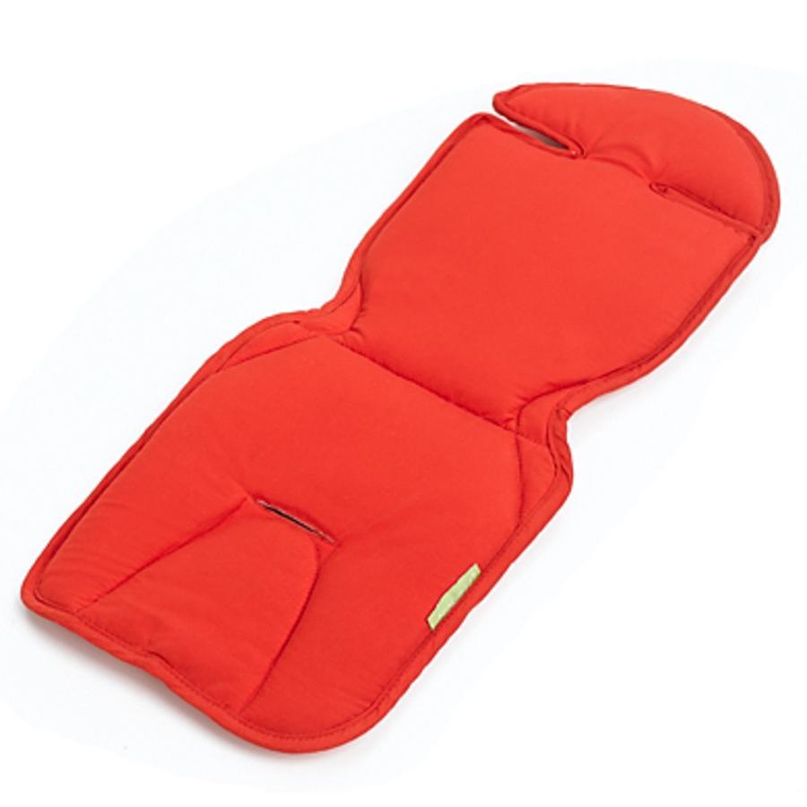 BuggyPod Colchoneta para asiento roja