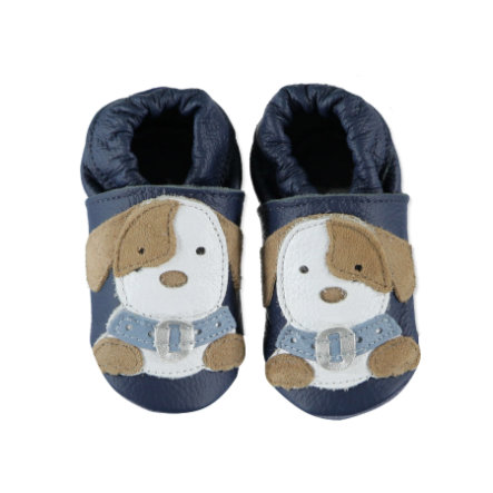 SHOOSHOOS Baby Mockasiner MAX navy