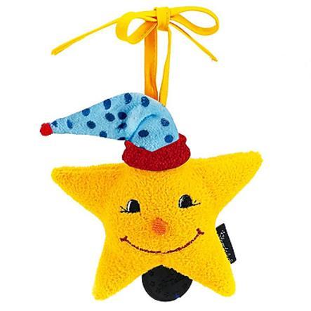 STERNTALER Natahovací hračka  - hvězdička