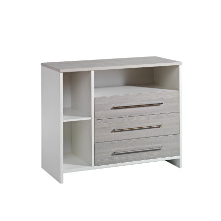 Schardt Changing Chest Eco Silver