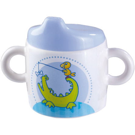 HABA Learner Cup Croc Friends 7680