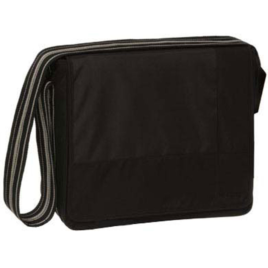 LÄSSIG Luiertas Messenger Bag Classic Design Patchwork black