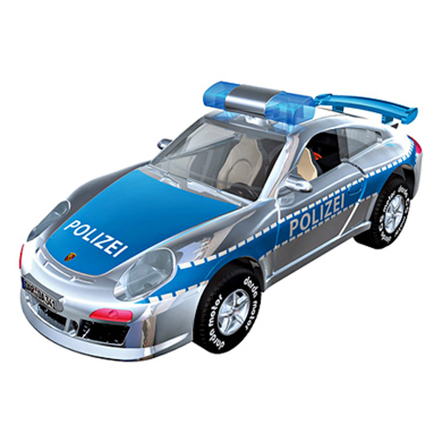 SMG DARDA Porsche 911 GT3 Politie