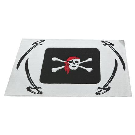 Relita Kinderteppich Pirat mit schwarzem Säbel 170 x 120 cm