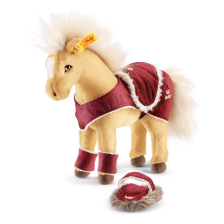 STEIFF Horse Play Set 25 cm, cream
