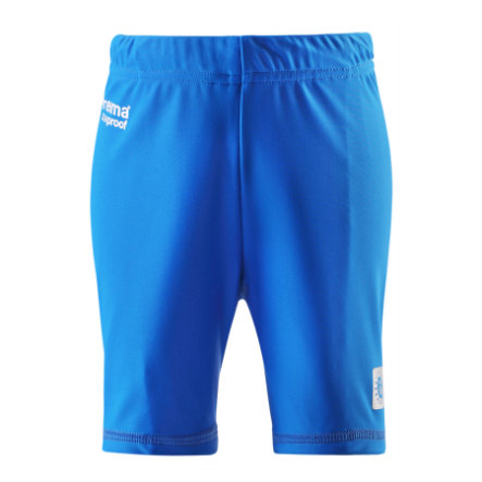 REIMA Boys Mini UV Swim Shorts HAWAII mid blue