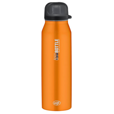 ALFI Flaska ISO Bottle av rostfritt stål, 0,5l Design Pure Orange