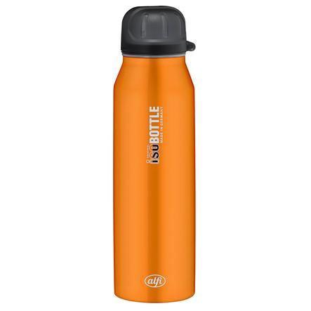 ALFI Lahev na pití ISO Bottle II z ušlechtilé oceli  0,5l Design Pure oranžová