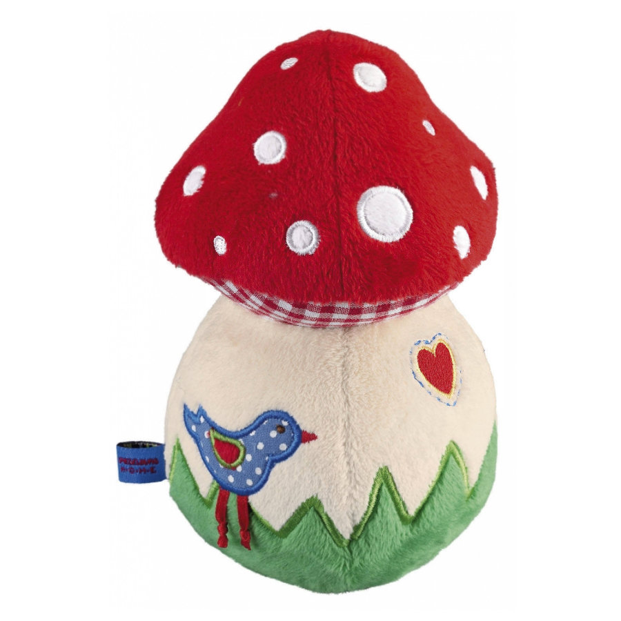 COPPENRATH Stand-up Mushroon with bell Baby Luck