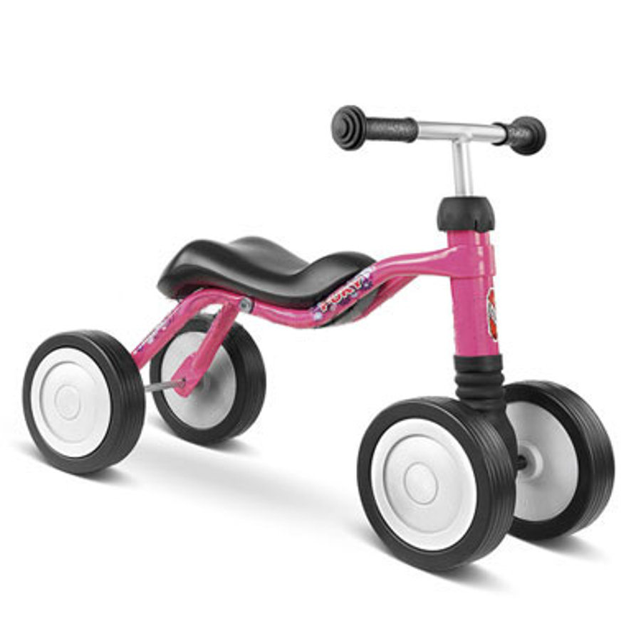 PUKY Wutsch Porteur 4 roues lovelypink