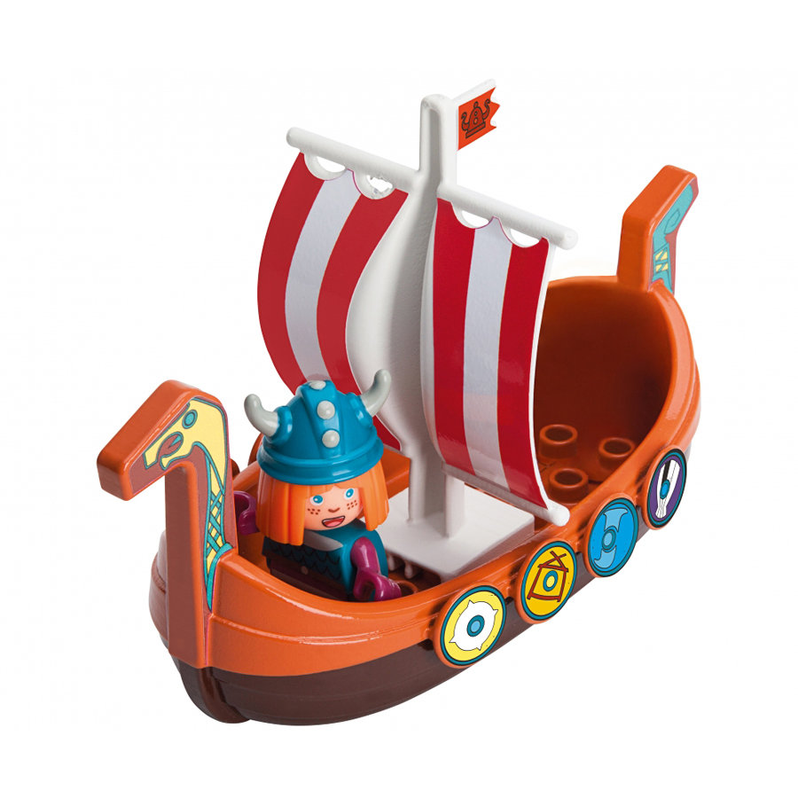 """BIG Waterplay - Wickieho """"Dračí loď"""""""